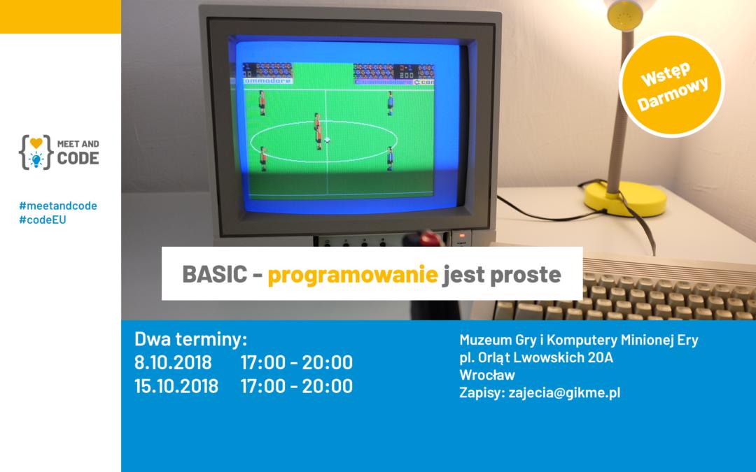 BASIC – programowanie jest proste