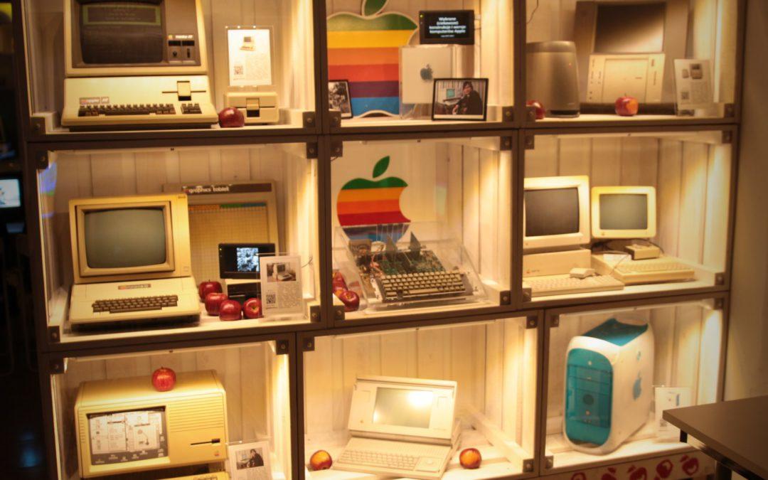 Więcej Apple w Muzeum!
