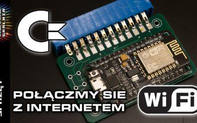 ⚙️ Commodore 64 WiFi Modem – Połączmy się z Internetem!